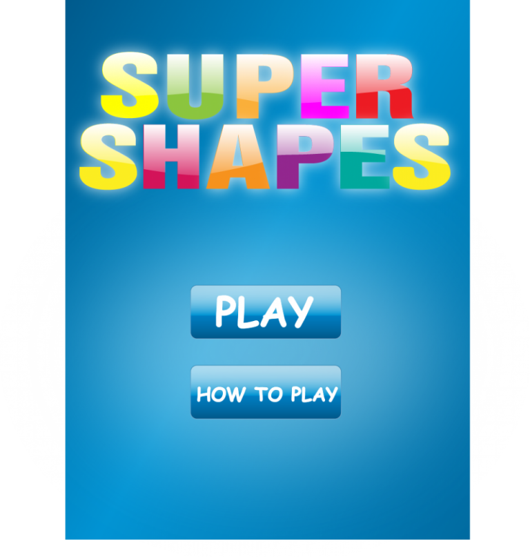 Super, Super Shapes!