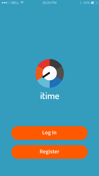 download iTime free trial